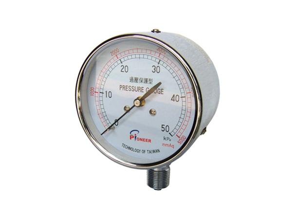 燃气压力表